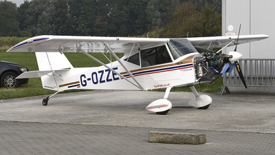 G-OZZE - Lambert Mission M108 - Private