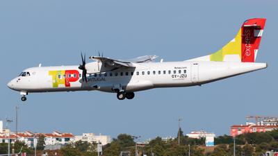 OY-JZU - ATR 72-212A(500) - TAP Express