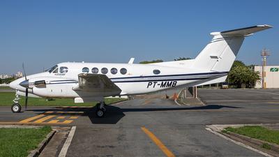 PT-MMB - Beechcraft B200 Super King Air - Private
