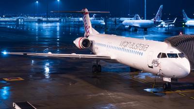 VH-FWH - Fokker 100 - Virgin Australia Regional Airlines