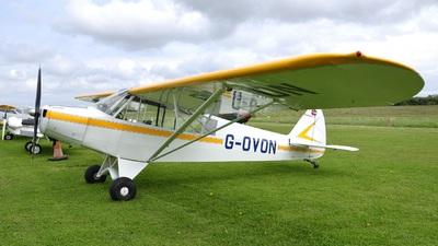 G-OVON - Piper PA-18-95 Cub - Private