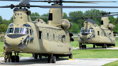 16-08200 - Boeing CH-47F Chinook - United States - US Army