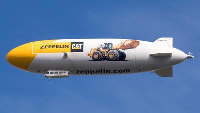 D-LZZF - Zeppelin NT N07 - Deutsche Zeppelin Reederei