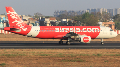 A picture of VTJPR - Airbus A320216 - AirAsia - © Gaurav D