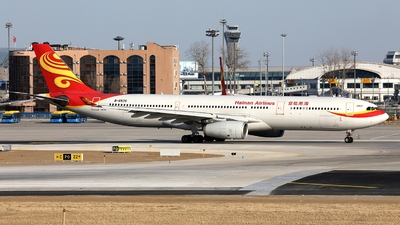 B-6539 - Airbus A330-343 - Hainan Airlines