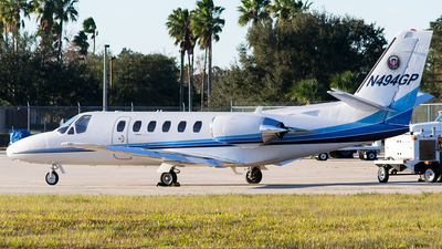 A picture of N494GP - Cessna 550 Citation II - [5500627] - © Westley Bencon