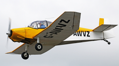 G-AWVZ - Jodel D112 - Private