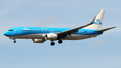 PH-BCG - Boeing 737-8K2 - KLM Royal Dutch Airlines