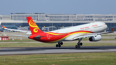 B-1097 - Airbus A330-343 - Hainan Airlines