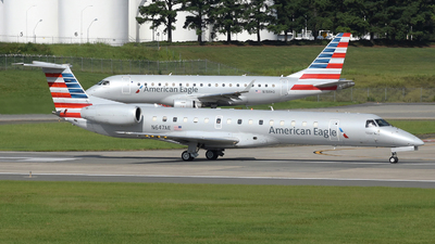 A picture of N647AE - Embraer ERJ145LR - American Airlines - © DJ Reed - OPShots Photo Team