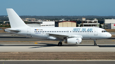 YR-URS - Airbus A319-132 - Just Us Air