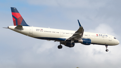 A picture of N106DN - Airbus A321211 - Delta Air Lines - © spotter_lek