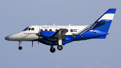 HR-AYU - British Aerospace Jetstream 32 - Aerolineas Sosa