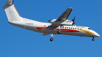 C-GZEW - Bombardier Dash 8-314 - Air Creebec