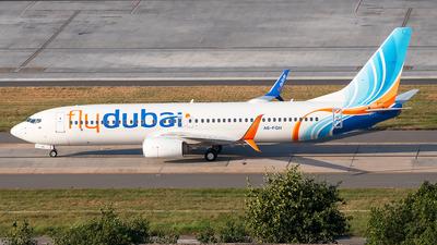 A picture of A6FGH - Boeing 7378KN - FlyDubai - © Sandeep Pilania