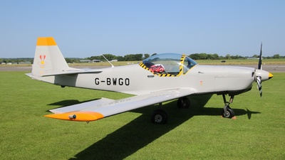 A picture of GBWGO - Slingsby T67M Firefly - [2048] - © ian simpson