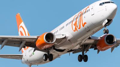 PR-GGT - Boeing 737-8EH - GOL Linhas Aéreas
