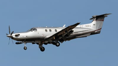 OY-NBS - Pilatus PC-12/47E - Private