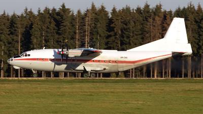 UR-CAG - Antonov An-12BK - Ukraine Air Alliance (UAA)
