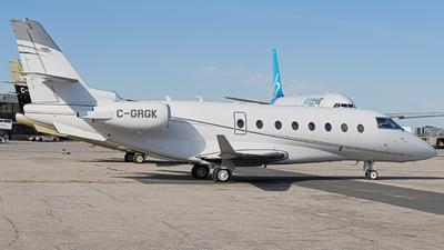C-GRGK - Gulfstream G200 - Chartright Air