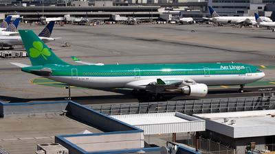 EI-GAJ - Airbus A330-302 - Aer Lingus