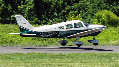 A picture of N4414X - Piper PA28181 - [287690005] - © Thomas P. McManus