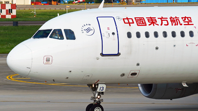 B-1613 - Airbus A320-214 - China Eastern Airlines
