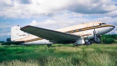HH-ABA - Douglas C-47B Skytrain - Private