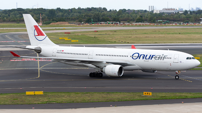 TC-OCE - Airbus A330-223 - Onur Air