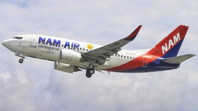 PK-NAN - Boeing 737-524 - NAM Air