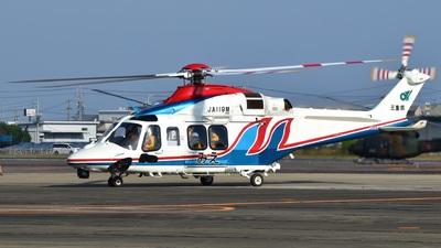 JA119M - Agusta-Westland AW-139 - Japan - Mie Prefecture
