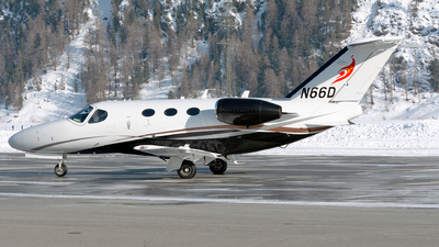 N66D - Cessna 510 Citation Mustang - Private