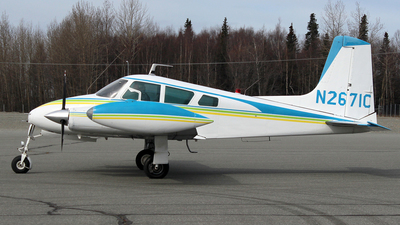 N2671C - Cessna 310 - Private