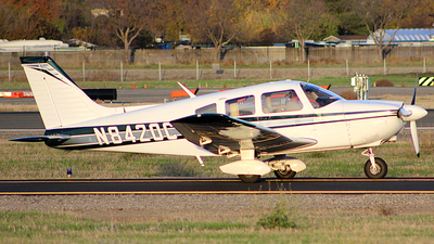 N8420C - Piper PA-28-181 Cherokee Archer II - Private