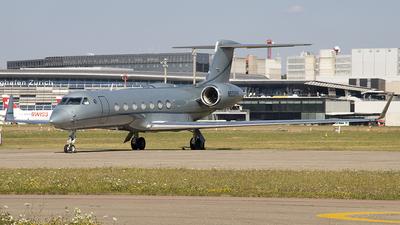 N550PM - Gulfstream G550 - Private