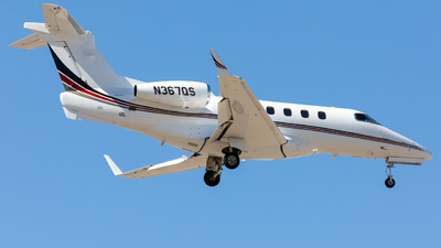 A picture of N367QS - Embraer Phenom 300 - NetJets - © Garey T. Martin