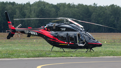 SP-MMA - Bell 429 Global Ranger - Private