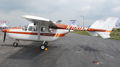 N700AM - Cessna 337G Skymaster - Private