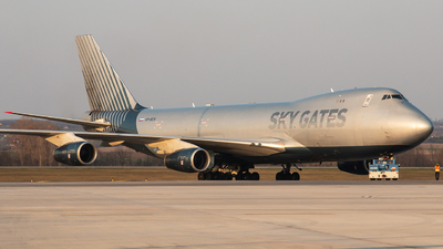VP-BCH - Boeing 747-467ERF - Sky Gates Airlines