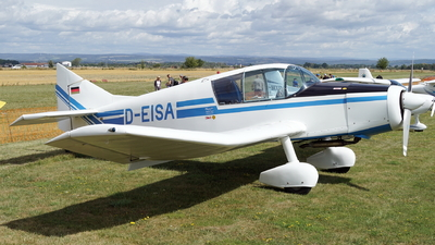 D-EISA - Jodel D140B Mousquetaire II - Private