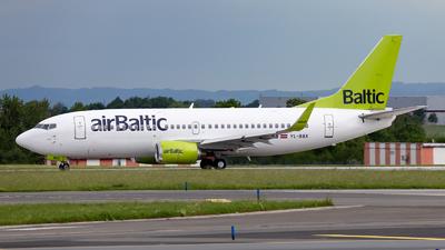 YL-BBX - Boeing 737-36Q - Air Baltic