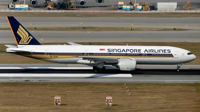 9V-SQM - Boeing 777-212(ER) - Singapore Airlines