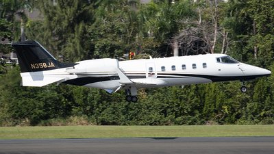 N358JA - Bombardier Learjet 60XR - Private