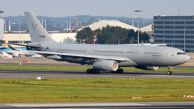 A picture of T055 - Airbus A330243MRTT -  - © Jeremy De Winter