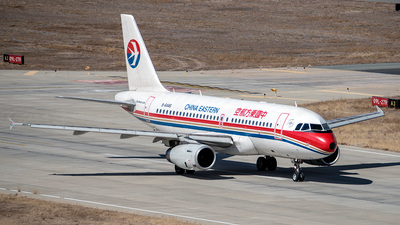 B-6446 - Airbus A319-133 - China Eastern Airlines