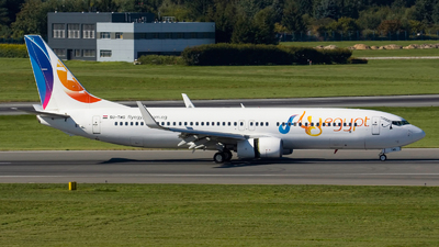 A picture of SUTMG - Boeing 73786J - FlyEgypt - © Rafal Pruszkowski
