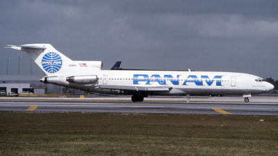 N391PA - Boeing 727-230(Adv) - Pan Am