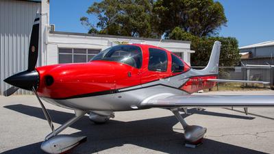 VH-FMH - Cirrus SR22-GTS G6 Carbon - Private