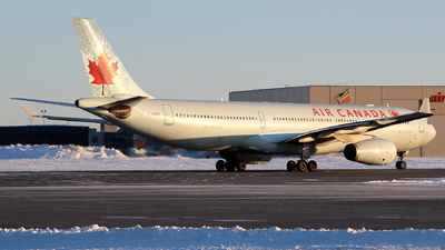 A picture of CGHKX - Airbus A330343 - Air Canada - © Andriy Yegorov
