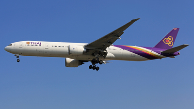 A picture of HSTKL - Boeing 7773AL(ER) - Thai Airways - © oneworld_Wang